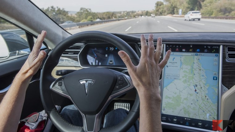 Auto a guida autonoma: fin dove decide il computer?