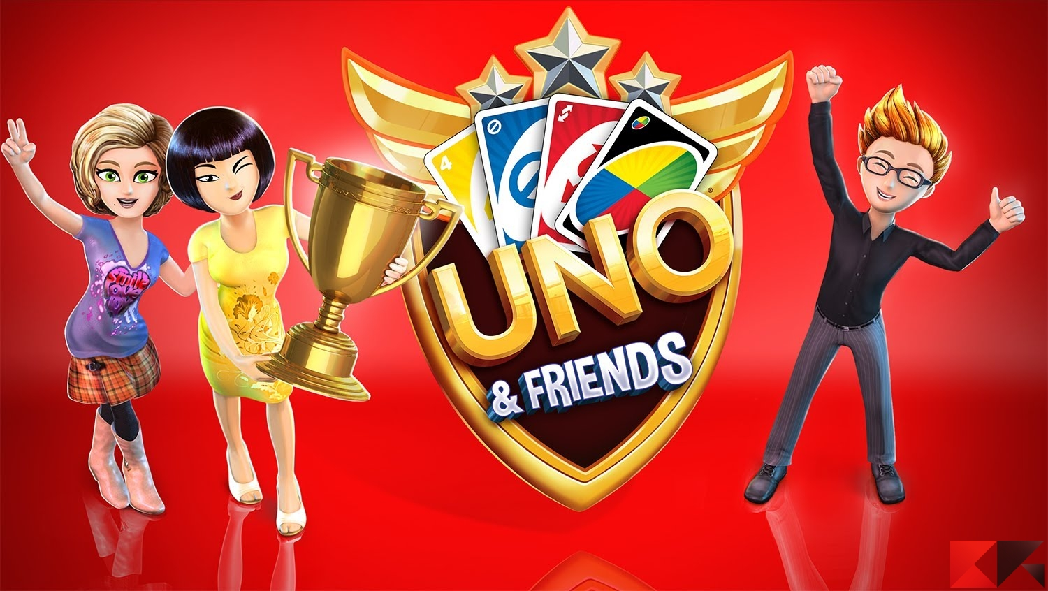 Trucchi Uno and Friends per Android