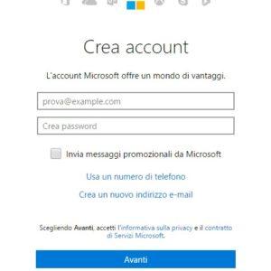 account microsoft 2