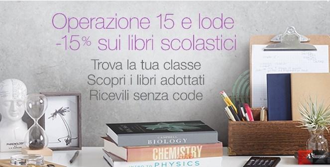 Libri scolastici e non solo in offerta su amazon for Libri in offerta