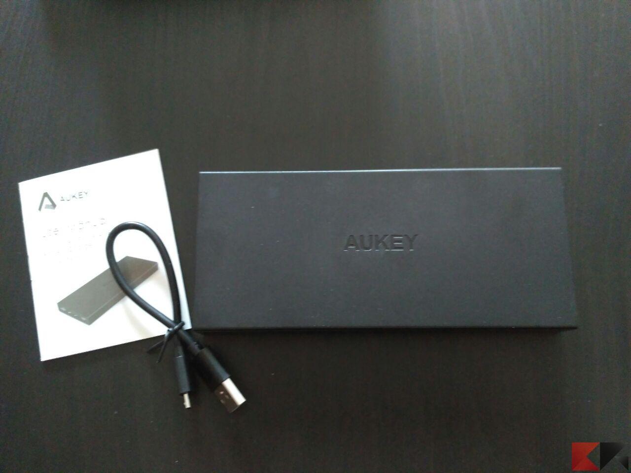 aukey 16000 5