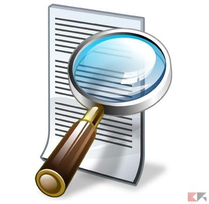 Come cercare testo in più file con Notepad++