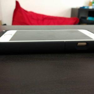 cover Mbuynow con batteria maggiorata 3200 mAh per iPhone 6 e 6s 1