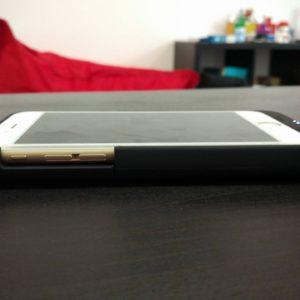 cover Mbuynow con batteria maggiorata 3200 mAh per iPhone 6 e 6s 4