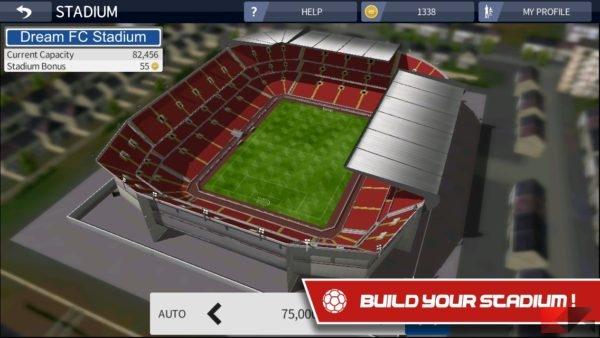 dream league soccer 2016 - gioco calcio android