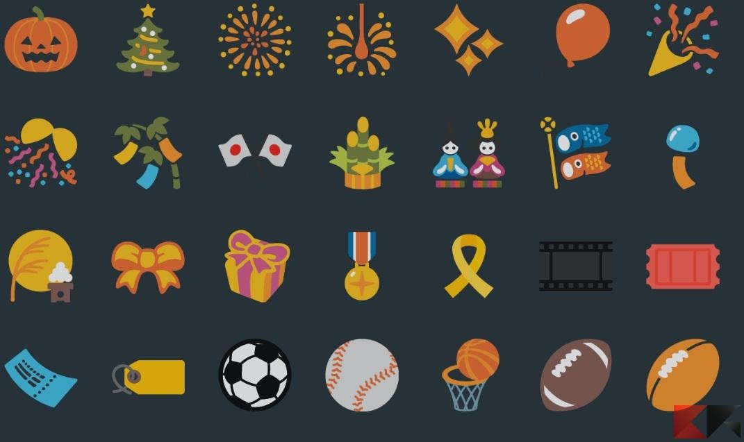 Cambiare le emoticon su Android grazie a Emoji Switcher
