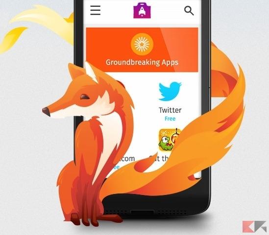 Come ascoltare YouTube in background su Android e iOS con Firefox