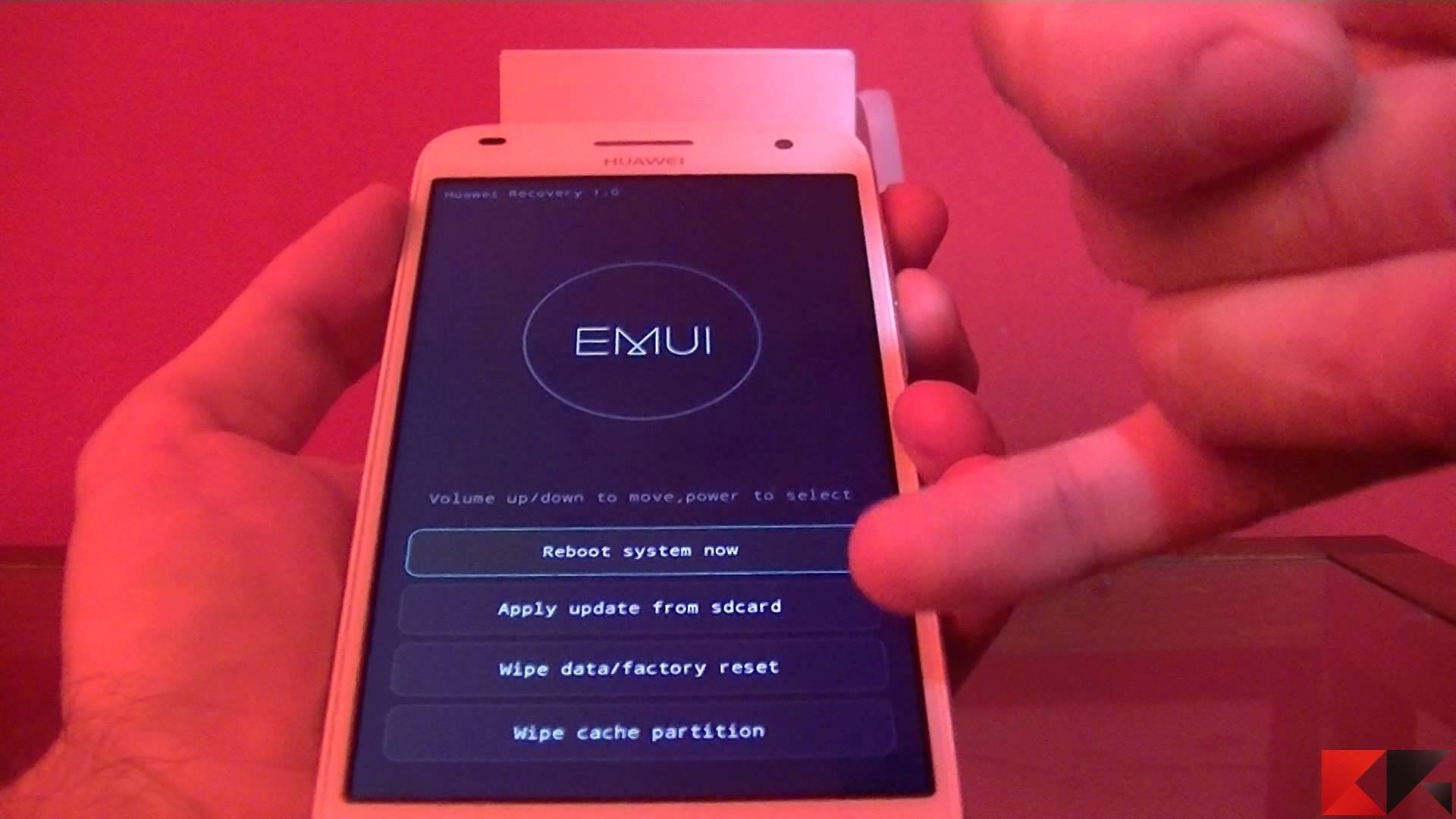 Hard Reset Huawei: ecco come effettuarlo