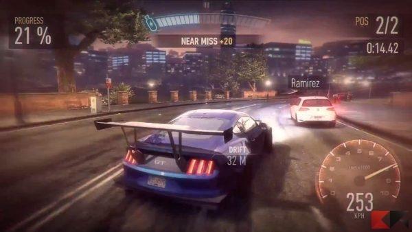 Need for speed no limits - giochi di macchine
