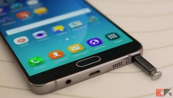 Samsung Galaxy Note 7: come riconoscere quelli non difettosi