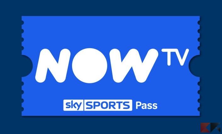 NOW TV: il calcio di Sky a 10 € per un mese in offerta limitata
