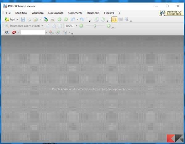 Da PDF a JPG - Windows