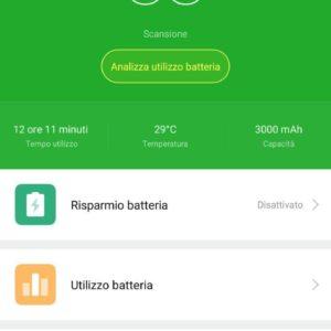 Test batteria Xiaomi Mi 5