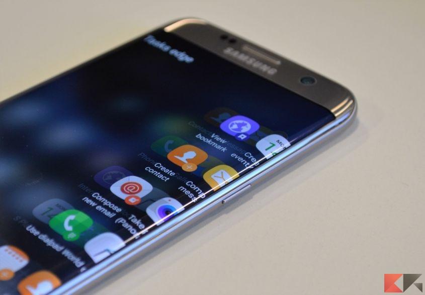Risparmiare batteria su Samsung Galaxy S7 e S7 Edge: i consigli
