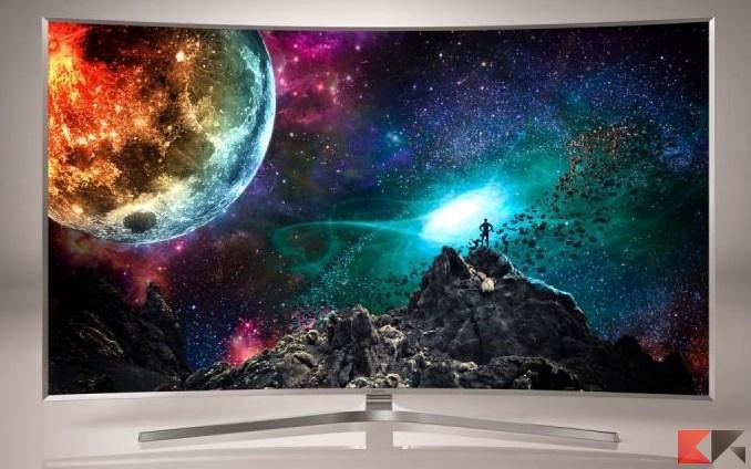 Posso aggiornare il TV per supportare HDR?
