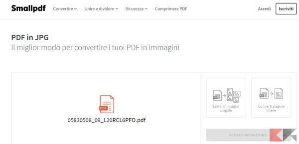 Convertire Pdf In Jpeg