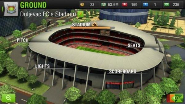 top-eleven-Giochi calcio Android