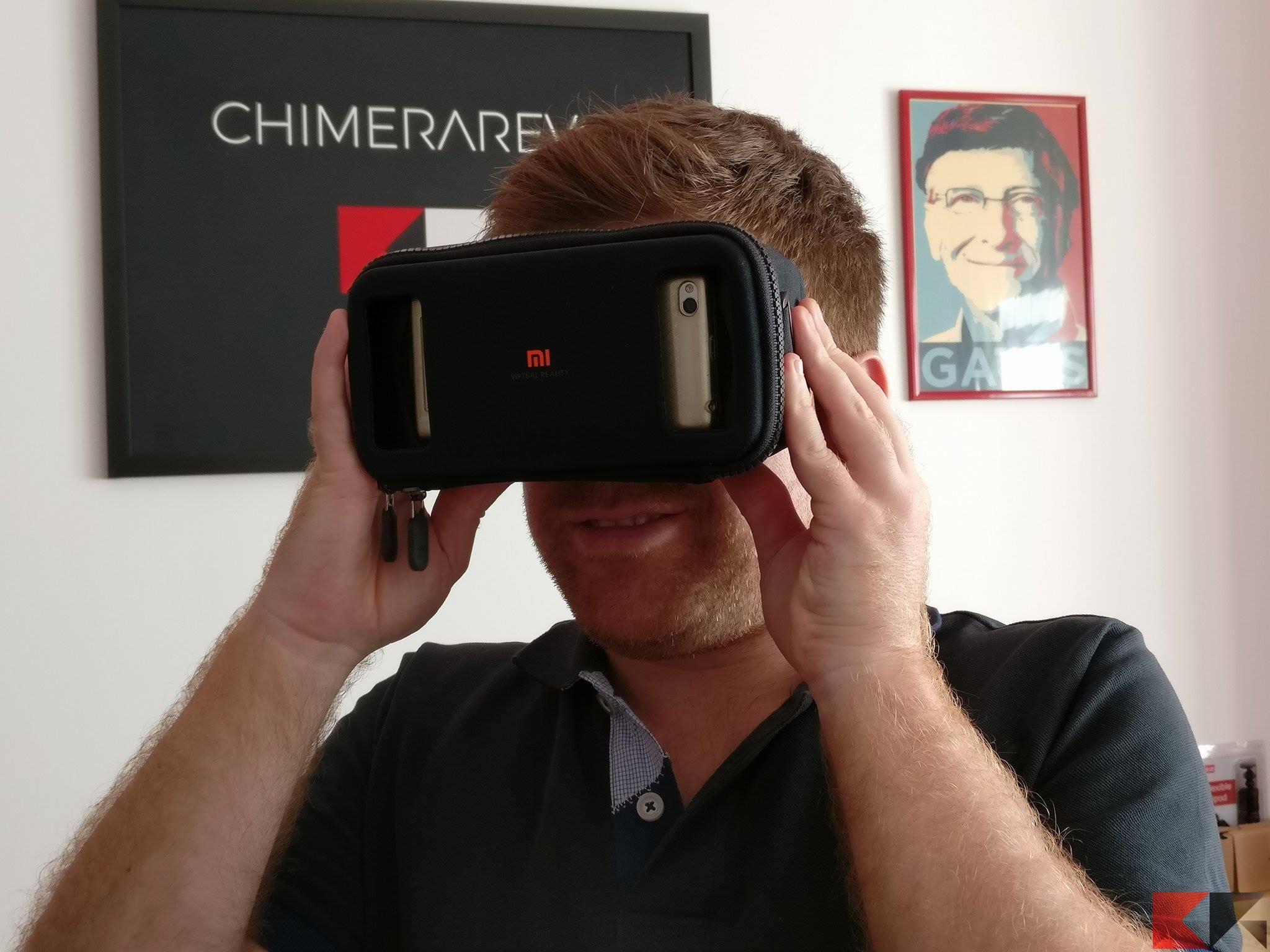 Visore Xiaomi VR: ecco il Mi VR Play