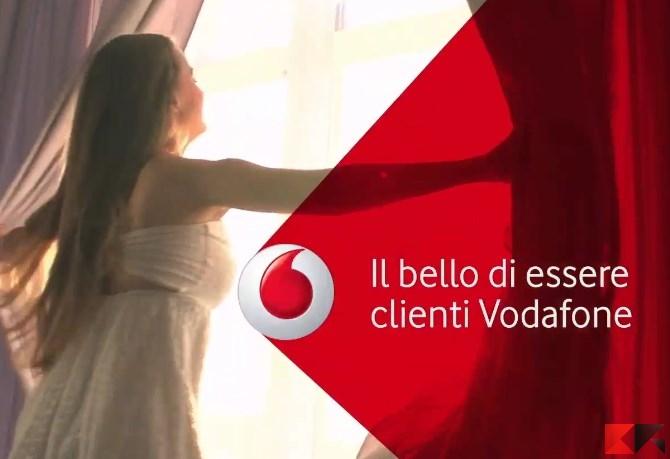 Vodafone regala Internet e chiamate per 4 domeniche