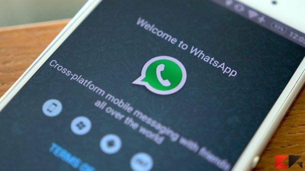 Impossibile aggiornare whatsapp