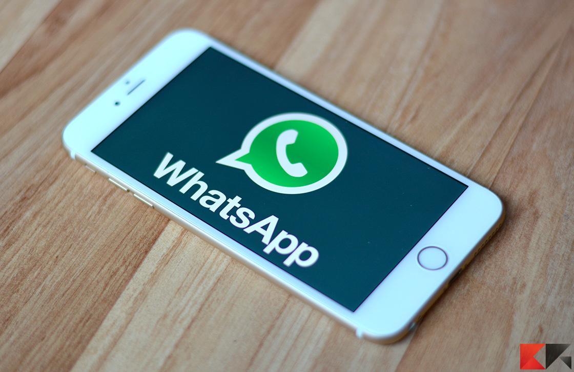WhatsApp: impostare una suoneria personalizzata