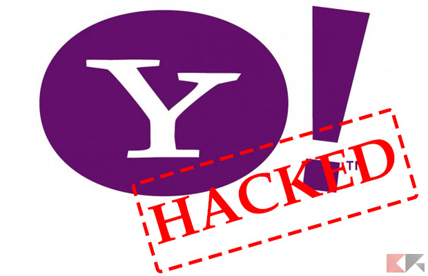 Yahoo hackerato: 500 milioni di account compromessi