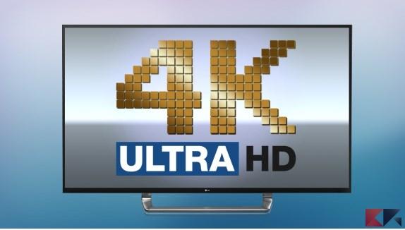 Filmati in 4K da scaricare gratis per test