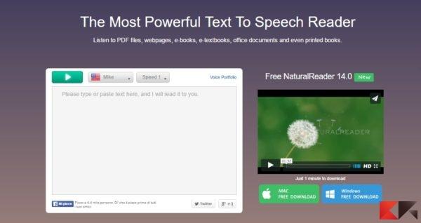 Natural Sounding Text To Speech Free Online