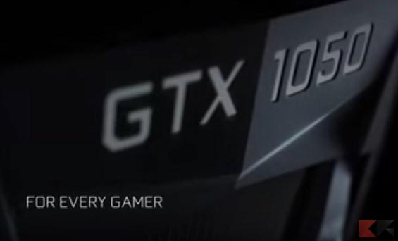 NVIDIA presenta GeForce GTX 1050