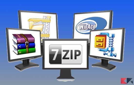 Le migliori app per archivi ZIP, 7z e RAR per Android