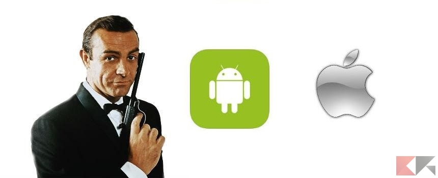 Come spiare un cellulare Android o iPhone