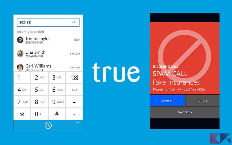 Filtrare chiamate e messaggi in Windows Phone