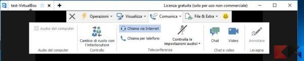 console-comunica
