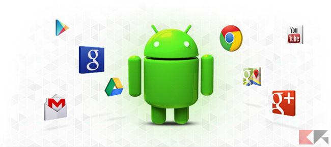 Account Google: come rimuovere – disassociare dispositivi