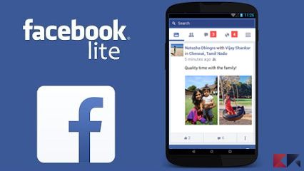 Facebook Lite vs Facebook: le differenze