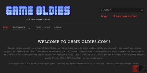game-oldies