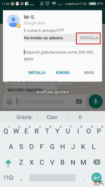google-allo-notifica