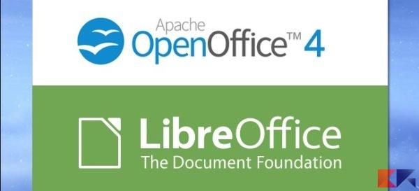 OpenOffice vs LibreOffice