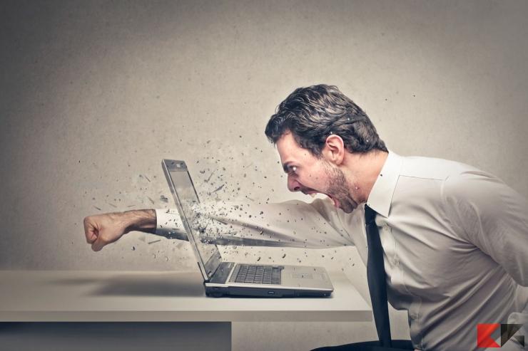 PC bloccato o non risponde: cause e soluzioni