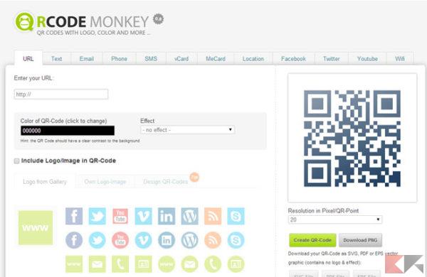 qrcode-monkey
