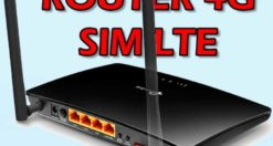 router 4g lte