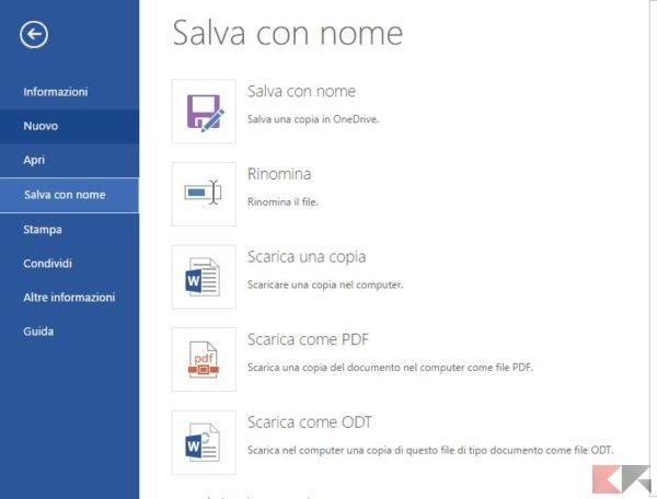 salva - Microsoft Office Online