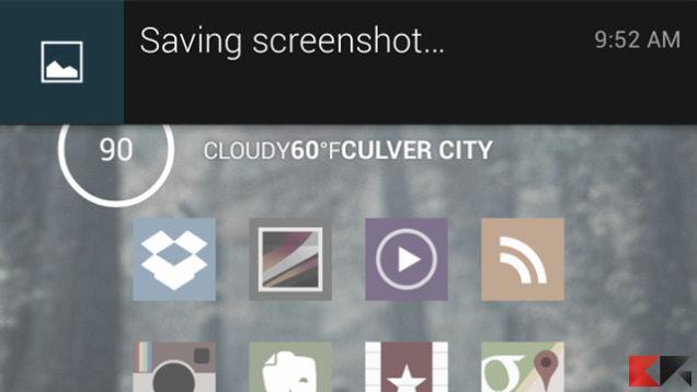 Come fare screenshot su Android: tutti i metodi