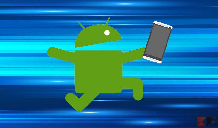 Android lento-smartphone lento - velocizzare android