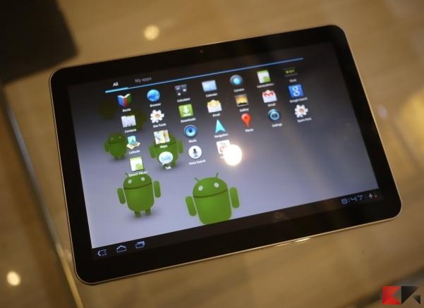 vecchi tablet