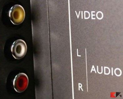 RCA input