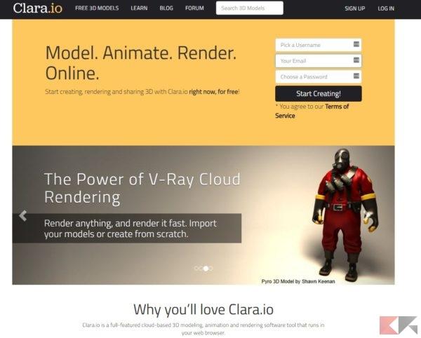 Alternative autocad i migliori siti app e programmi for Programmi rendering gratis
