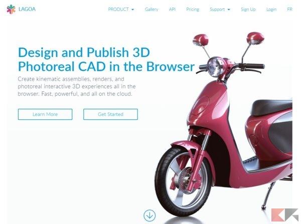 Alternative autocad i migliori siti app e programmi for Programmi 3d gratuiti