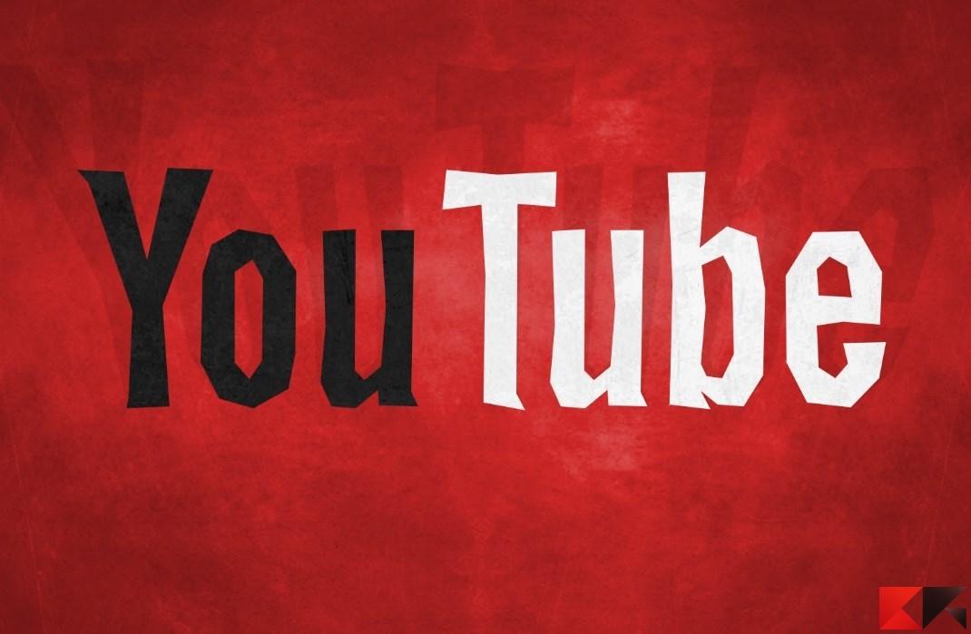 tagliare video su YouTube