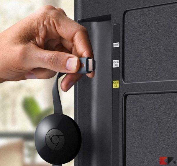 IPTV su Chromecast